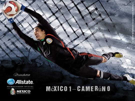 MexicoCamerun